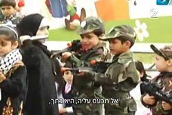 Televisão palestina ensina crianças a matar judeus
