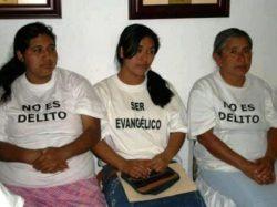 Evangélicos no México